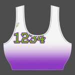 LADIES VEST PERSONALISE