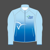 Wreake and Soar Valley AC Womens running Jacket